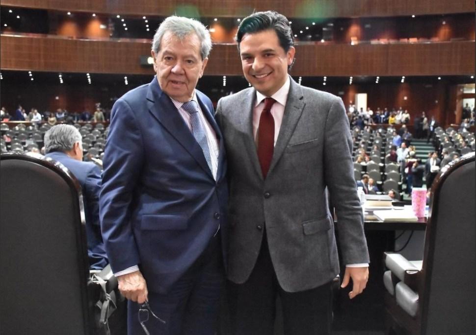 Zoé Robledo solicita licencia para dejar la Cámara de Diputados