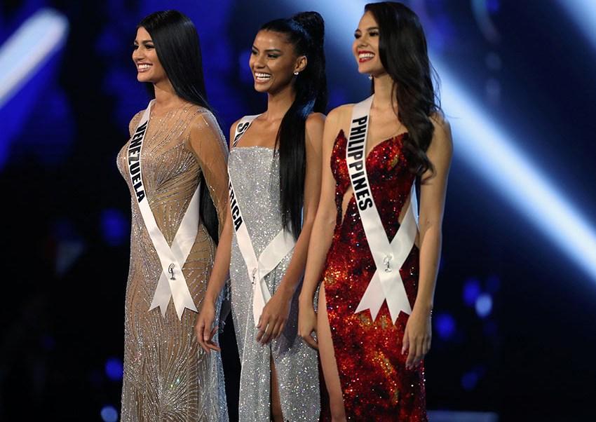 Miss Filipinas ganadora de Miss Universo 2018
