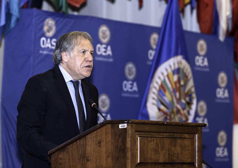 Frente Amplio de Uruguay expulsa por unanimidad a Luis Almagro
