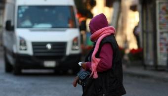 Tercera tormenta invernal ocasionará heladas en México