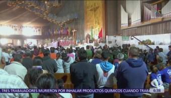 9 millones de peregrinos celebran a la Virgen de Guadalupe