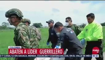 Abaten A Líder Guerrillero De Las Farc En Colombia, Abaten A Líder Guerrillero, Farc, Colombia, Walter Arizala, Guacho, Asesinato De Tres Periodistas, Ecuador