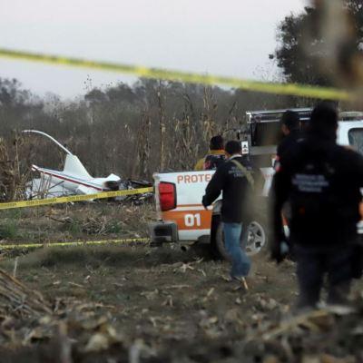 Canadá promete investigación 'exhaustiva' en accidente aéreo en Puebla