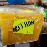 Biznaga, en peligro de extinción por consumo de acitrón