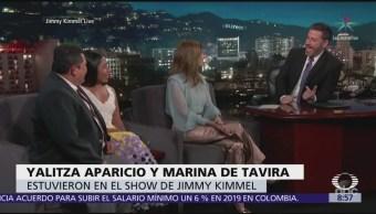 Actrices de 'Roma' son invitadas al programa de Jimmy Kimmel