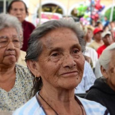 Adultos mayores recibirán el doble de su pensión, confirma AMLO