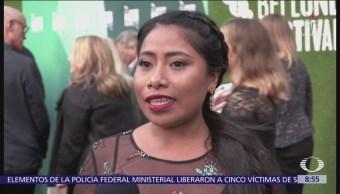 Diario español llama 'sirvienta' a Yalitza Aparicio