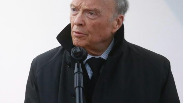 Foto: Alejandro Gertz Manero, titular de la Fiscalía General de la República, 28 junio 2019