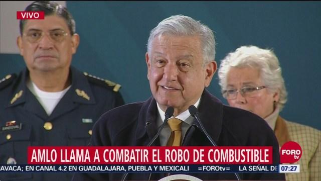 AMLO anuncia Plan de Atención a Instalaciones Estratégicas de Pemex