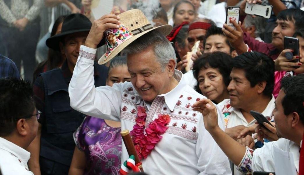 AMLO presenta el Programa Nacional de los Pueblos Indígenas