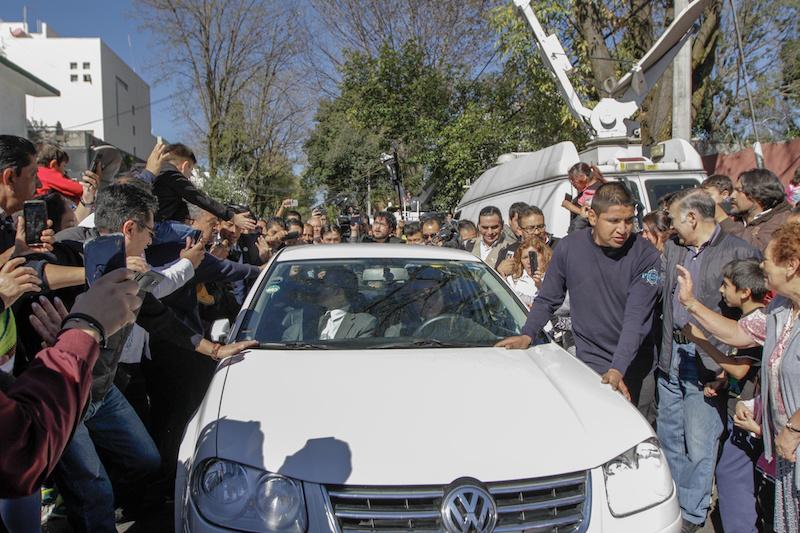 La investidura de López Obrador en imágenes