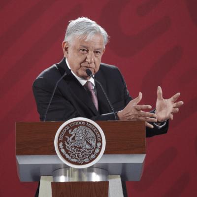 AMLO: Washington apoyará investigación sobre Puebla, pese a cierre de gobierno en EU