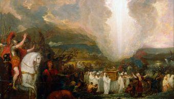 arqueologos-estan-cerca-descubrir-arca-alianza-benjamin-west-wikimedia-commons