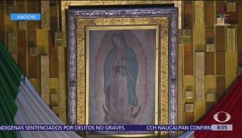 Así cantaron miles de peregrinos 'Las Mañanitas' a la Virgen de Guadalupe