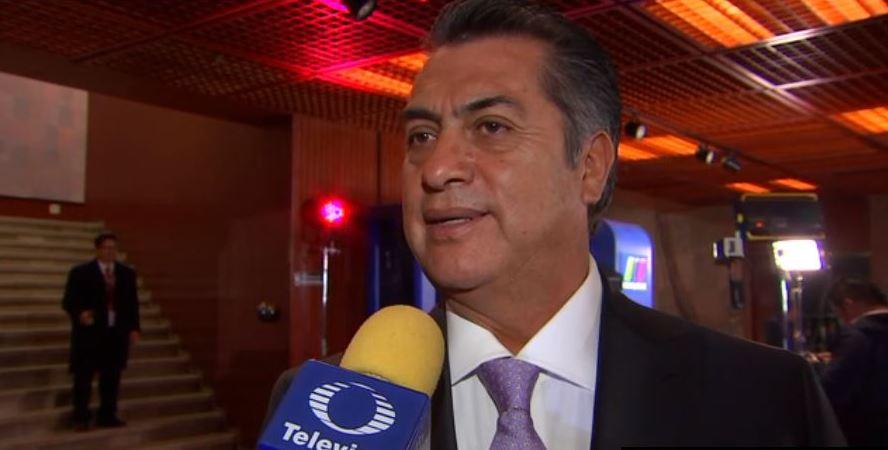 Gobernadores de NL y Chiapas hablan sobre delegados que enviará AMLO