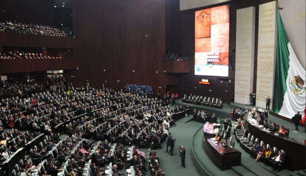 Hoy se entrega paquete económico 2019 a Cámara de Diputados