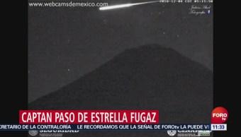 Cámaras Captan El Paso De Una Estrella Fugaz En La Cdmx, Estrella Fugaz, Cdmx, Cámaras De La Ciudad De México, Paso De Una Estrella Fugaz, Plaza Garibaldi
