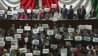Carlos Urzúa Comparece Ante Diputados Presupuesto