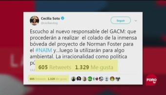 Cecilia Soto Texcoco Paparrucha Del Día