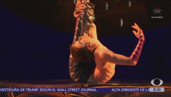 Cirque du Soleil presenta 'Luzia', espectáculo inspirado en México