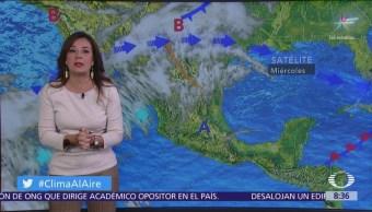 Clima Al Aire: Pronostican cielo nublado y sin lluvia en Valle de México