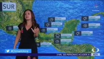 Clima Al Aire: Pronostican posibilidad de lluvias aisladas en Valle de México