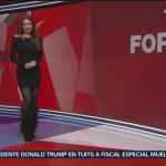 Clima, con Mayte Carranco del 7 de diciembre de 2018