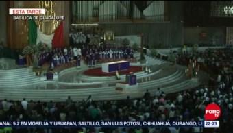 Conmemoran Fiesta De San Juan Diego En Ciudad De México, Fiesta De San Juan Diego, Ciudad De México, Cardenal Carlos Aguiar Retes, Segundo Domingo De Adviento