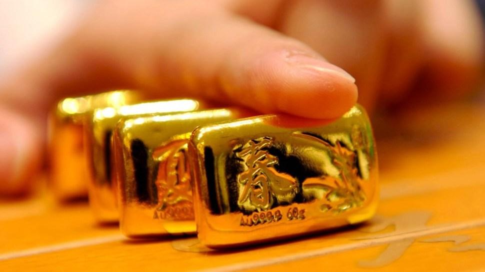 chinos convierten oro en cobre