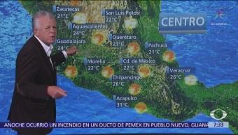 Despierta con Tiempo: Nevadas y lluvias por frentes fríos y tormenta invernal