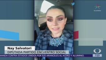Diputada del PES organiza 'polloton' en Puebla para Nochebuena