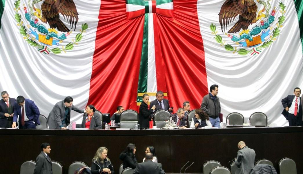 El Pleno de la Cámara de Diputados debate el Presupuesto de Egresos 2019
