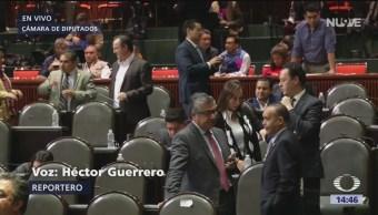 Diputados ratifican a Carlos Urzúa como secretario de Hacienda