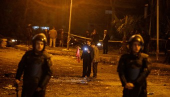 Egipto mata a 40 presuntos terroristas tras atentado