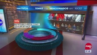 El impacto en las portadas de los principales diarios del 14 de diciembre del 2018