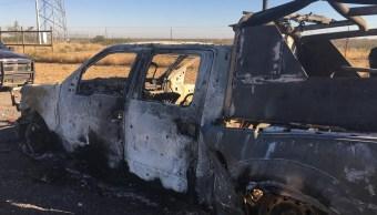 Enfrentamiento Coahuila; muere un marino y dos delincuntes