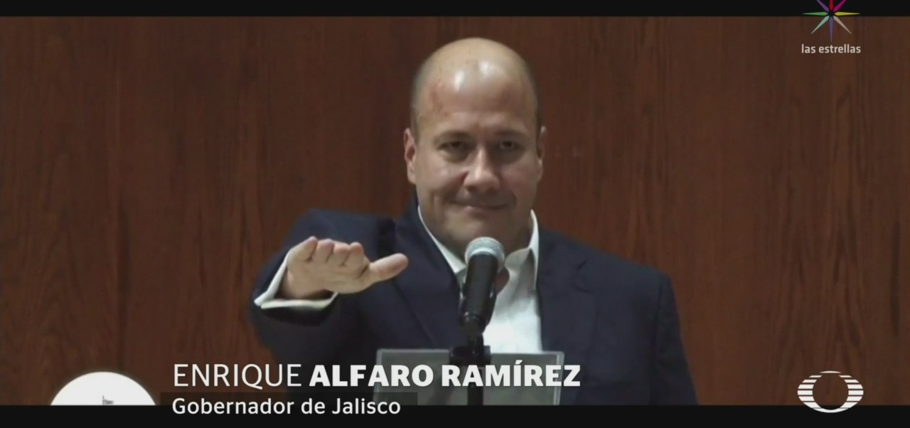 Enrique Alfaro Rinde Protesta Nuevo Gobernador Jalisco