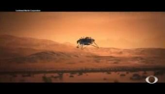 Escucha El Viento De Marte Captado Sonda Insight