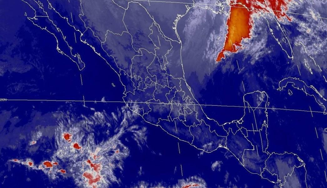 Prevén evento de Norte en las costas de Tamaulipas y Veracruz
