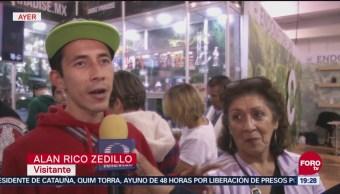 Exponen usos del cannabis en la Ciudad de México