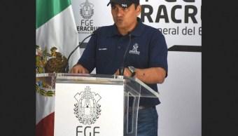 Fiscal de Veracruz podría ser destituido reforma aprobada