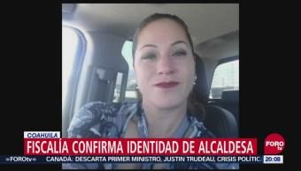 Los restos calcinados localizados en el municipio de Sabinas, Coahuila, si corresponden a la alcaldesa de Juárez, Gabriela Kobel Lara, confirmó el fiscal General