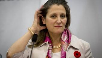 Canadá: tarifas de EEUU al acero contradicen T-MEC