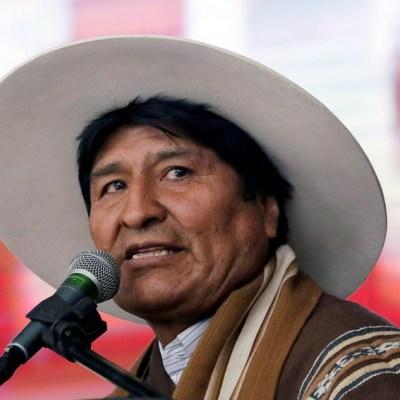 Tribunal electoral rechaza impugnaciones a candidatura de Evo Morales