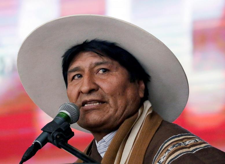 Tribunal rechaza impugnaciones a candidatura de Evo Morales