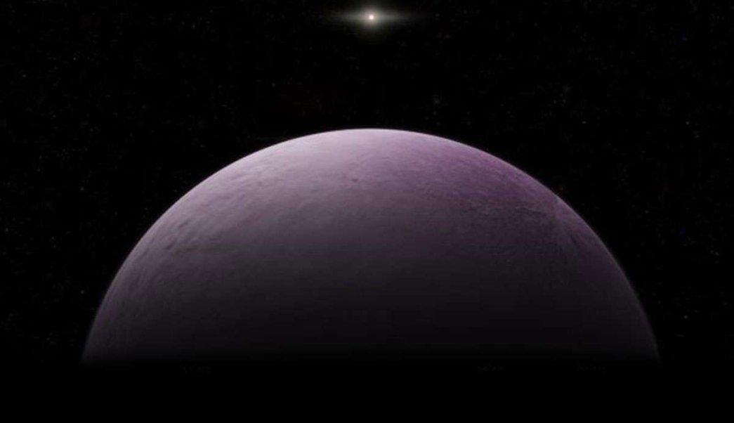 Descubren el objeto más distante en el Sistema Solar