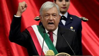 Gobierno de López Obrador arranca con fuerza