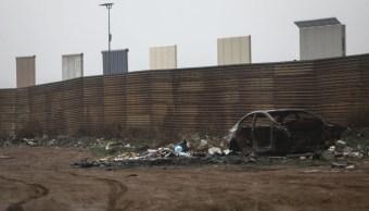 Pentágono niega que construirá el muro fronterizo con México