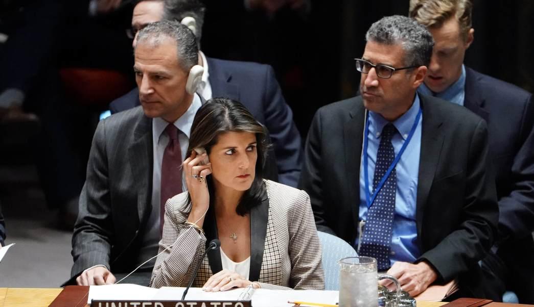 ONU rechaza resolución de EEUU para condenar a Hamas