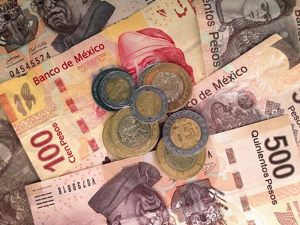 Foto: Las monedas y billetes mexicanos, 21 marzo 2019